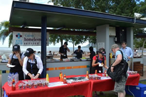 BBQing all over Cairns